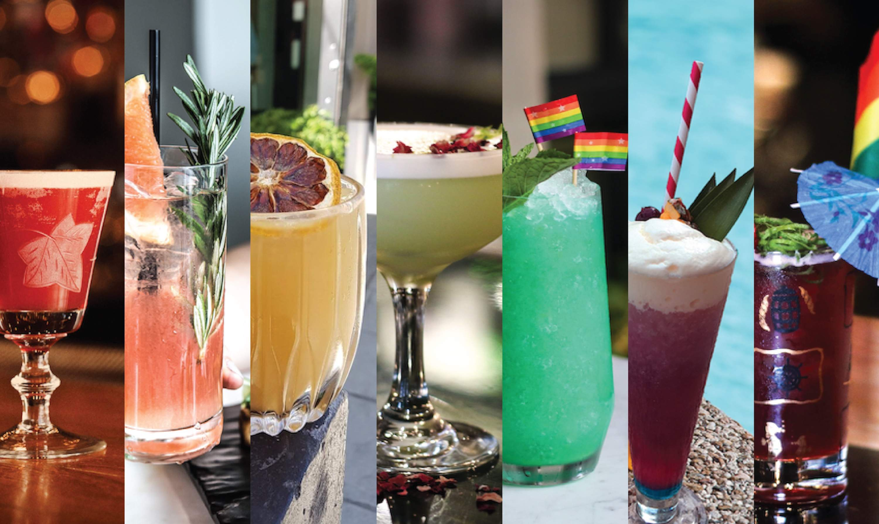 Pride Cocktail Crawl in Vancouver for Dr. Peter Aids Foundation