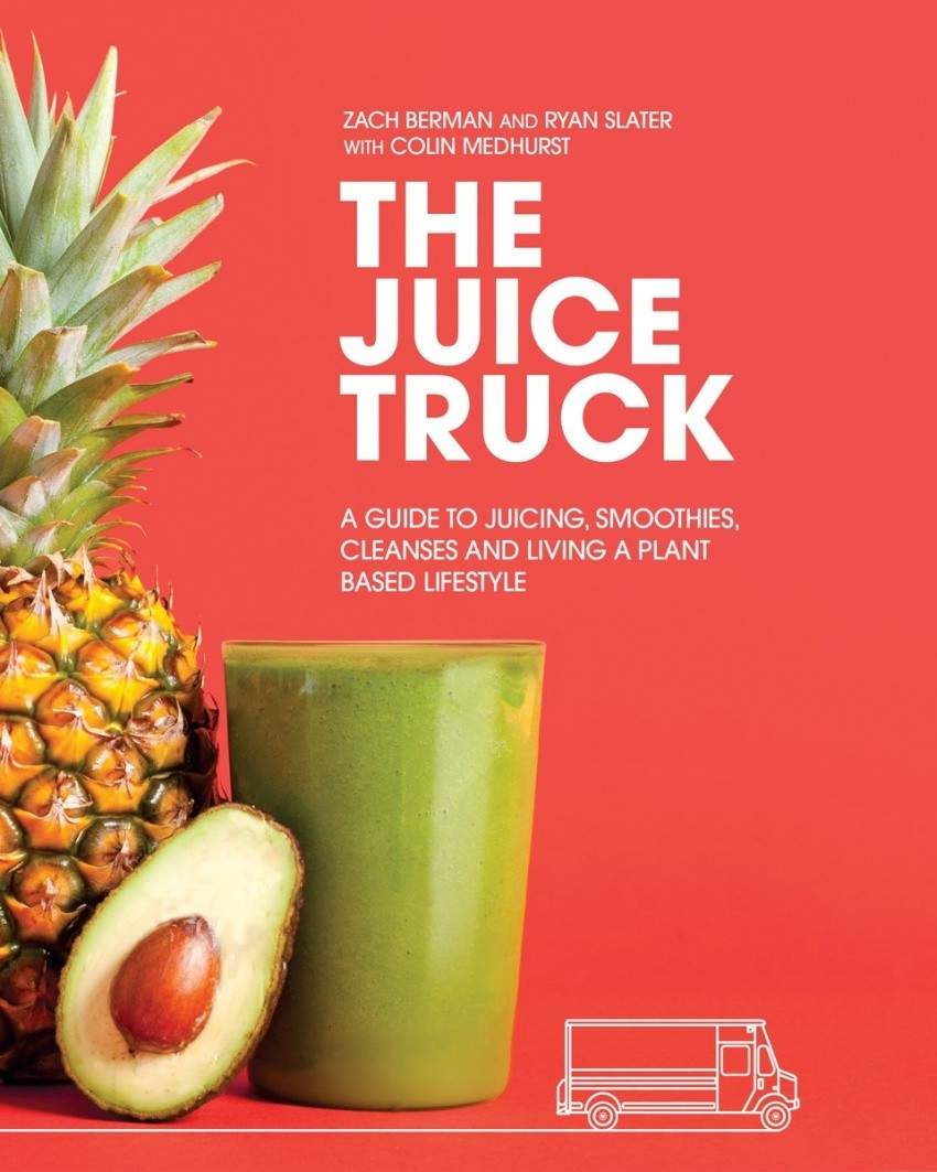Image for The Juice Truck's Super Berry smoothie