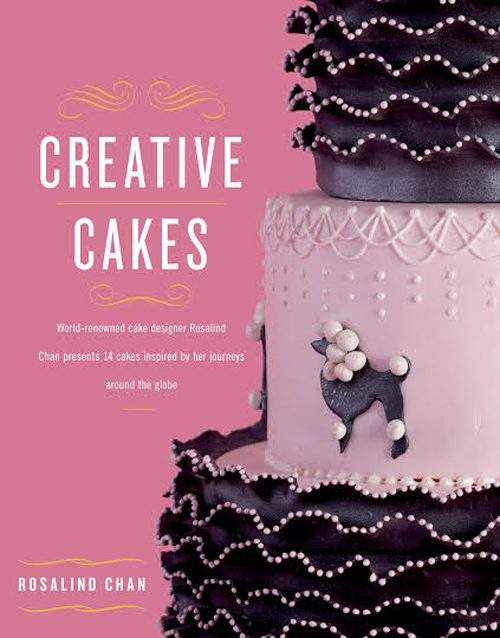 Rosalind Chan's tips on transferring patterns onto cakes