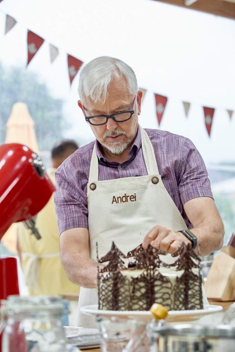 Great Canadian Baking Show S2E6. Photo courtesy of CBC.
