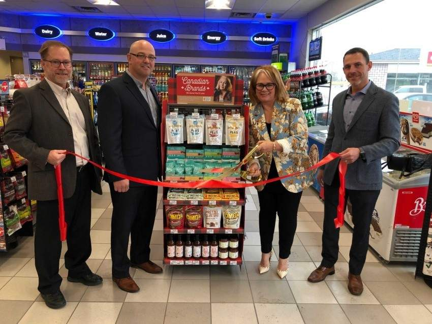 Image for Arlene Dickinson's District Ventures and Circle K convenience stores launch new partnership