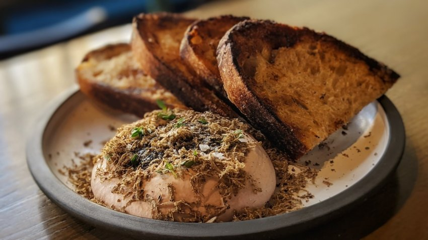 bridgette bar's truffle and mushroom festival kicks off