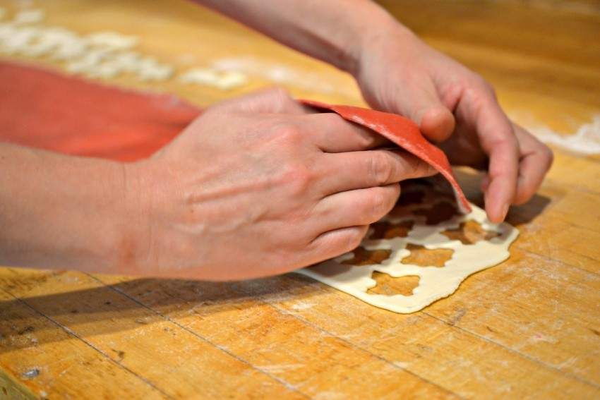 Image for Talking pasta making, Canada and politics with Seattle pasta artist, Linda Miller-Nicholson