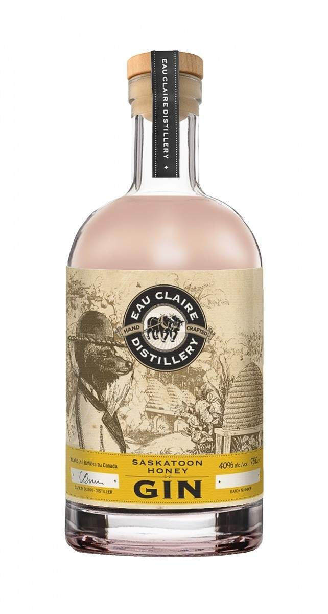Image for Daily bite: Eau Claire Distillery adds Saskatoon honey gin to its lineup