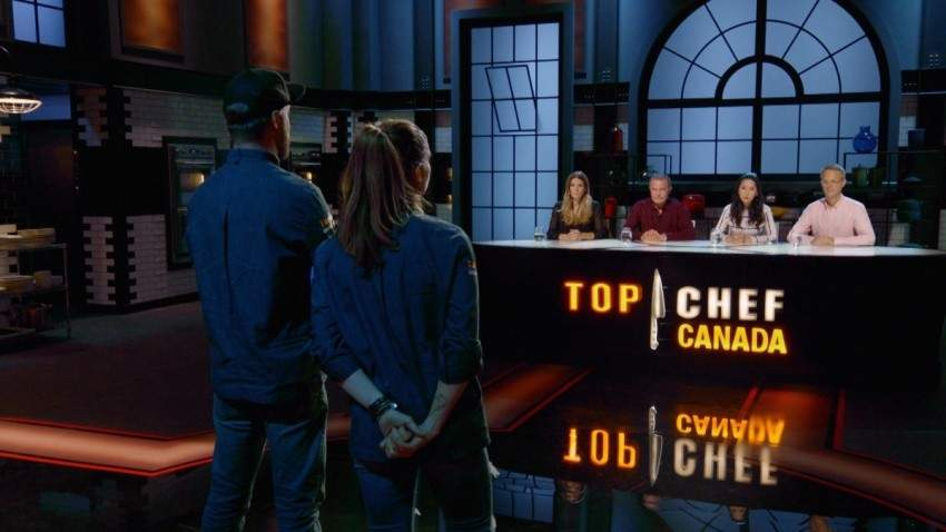 Top Chef Canada: All Stars episode seven