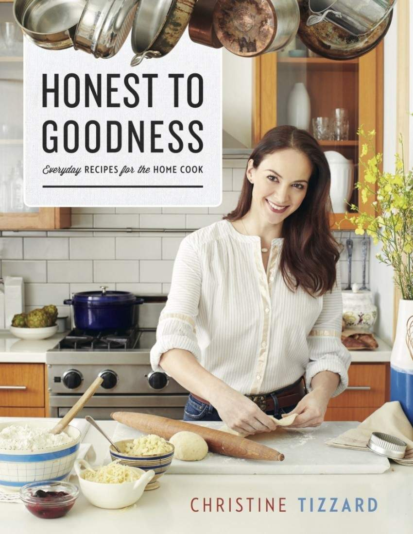 Image for One day in Toronto: cookbook author Christine Tizzard