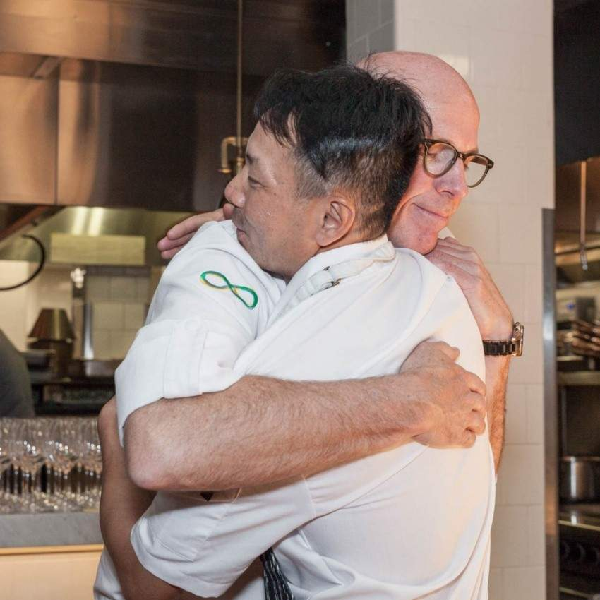 Image for Catching up: A reunion of top Canadian culinary talent