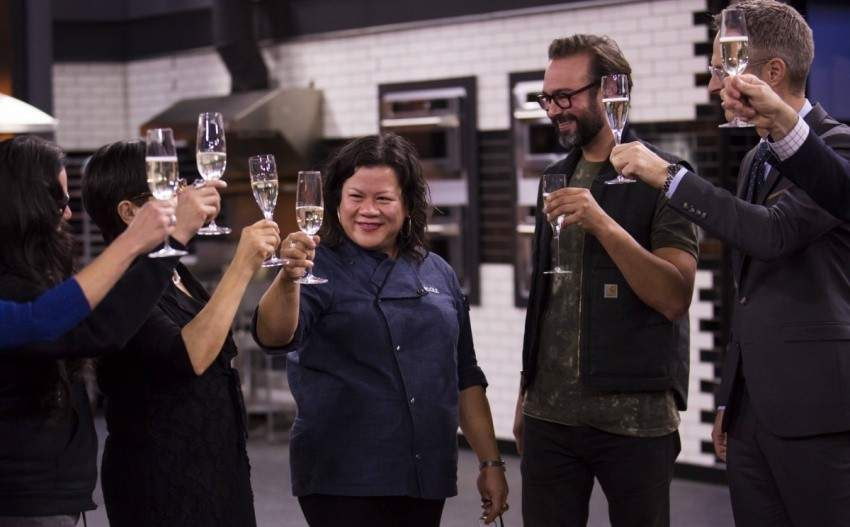 Top Chef Canada: All-Stars Nicole Gomes