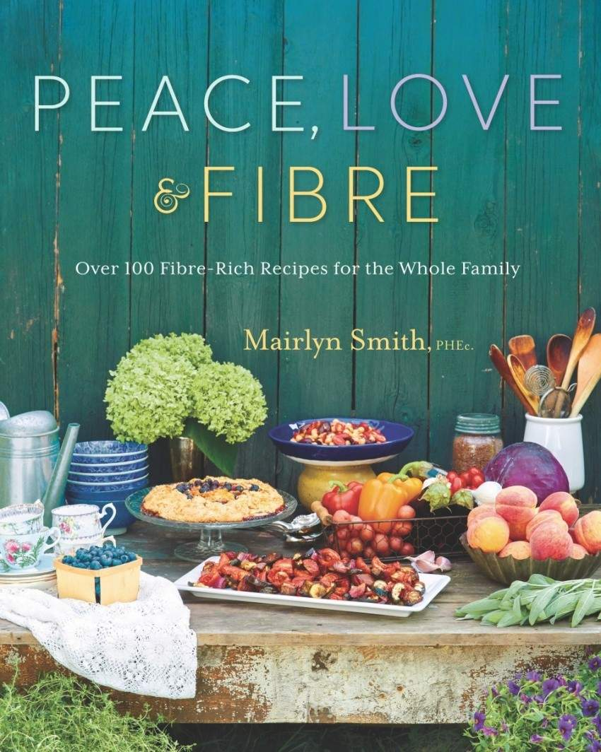Image for Mairlyn Smith on teacups, family and her new book Peace, Love and Fibre