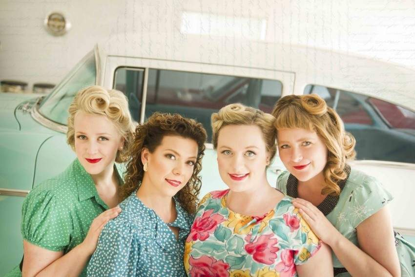 Rosie & the Riveters band