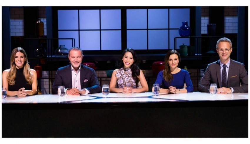 Top Chef Canada judges