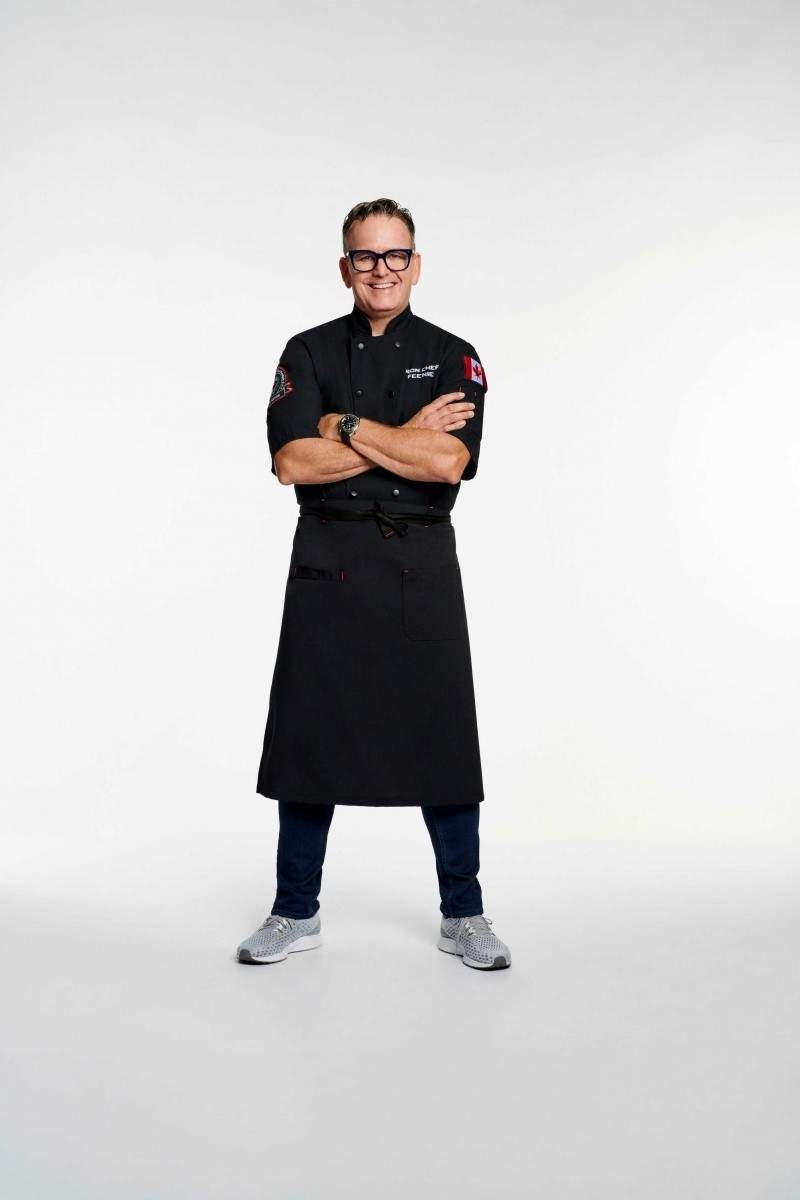 Canadian food DYK: Chef Rob Feenie was the first Canadian to