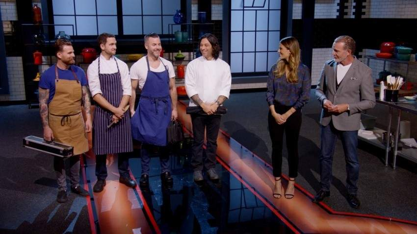 Top Chef Canada: All Stars episode nine