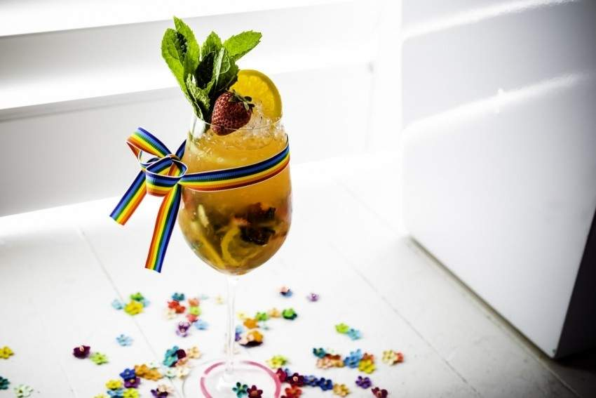 Image for The comprehensive cocktail guide to the 2019 Shake, Stir and Strainbow campaign