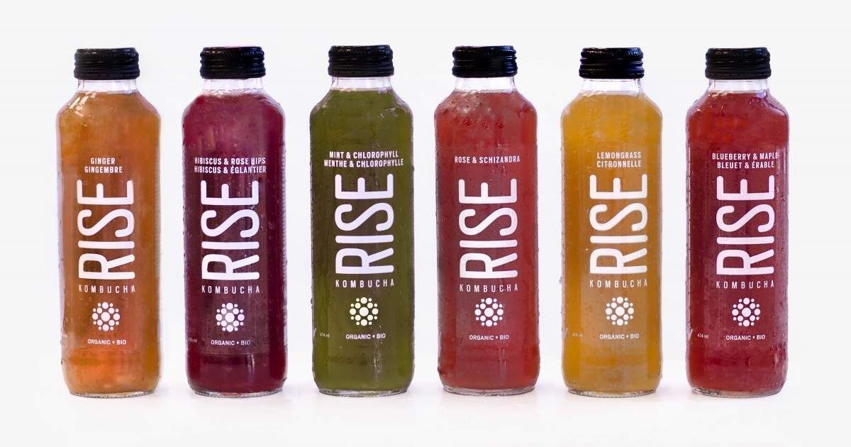 On The Rise How Rise Kombucha Is Changing The Beverage Industry