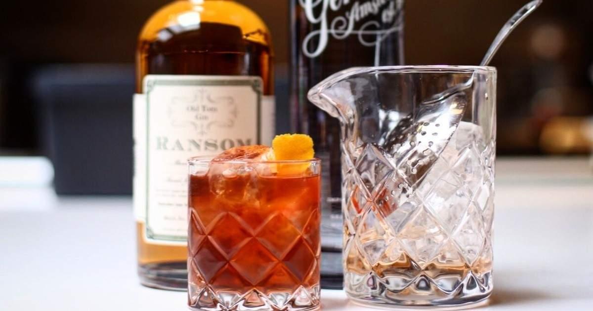 Ransom Gin Old Fashioned
