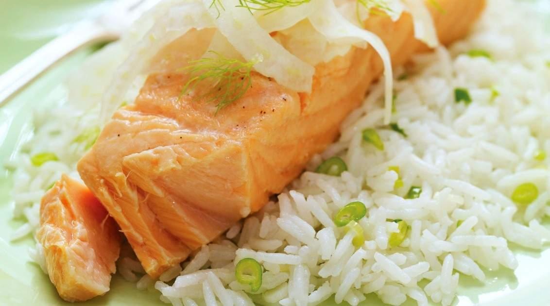 Test Kitchen Recipes Salmon