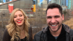 Image for One day in Calgary: Heather and Jonny B of Mornings on WILD 95.3