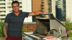 Image for One Day in : Chef and TV Host of Watts On The Grill, Spencer Watts