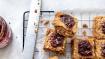 Image for Lauren Toyota's baked peanut butter and jam oat bars