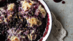 Image for Upside-down blueberry grunt from A Rising Tide cookbook