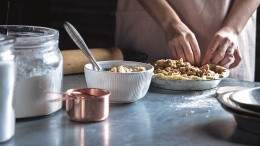 Image for Valley farmer pot pies from Cedar and Salt cookbook