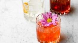 Image for Boulevard Kitchen's Orchid Negroni