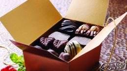 Bernard Callebaut chocolatiers