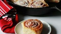 Image for Fanny Lam's cranberry cinnamon rolls