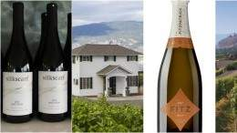 Visit these 5 small wineries on Bottleneck Drive in Summerland B.C.