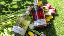 Burwood Distillery Garden Party Series: Triple Berry Gin and Cool Cucumber Gin