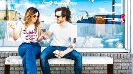 Image for In search of: Calgary's best ice cream with country singers Aaron Pollock and Mariya Stokes