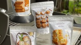 Image for Jo Notkin of Top Chef Canada introduces her BBQ Baking Mixes