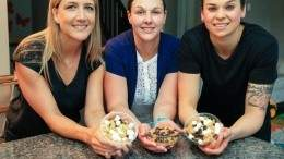 Image for Meet the ladies behind Chickie Dough