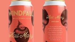 Image for Daily bite: Windfall Cider debuts Hail Mary rosé cider