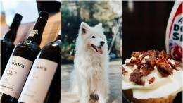 Image for ICYMI: LCBO resumes sales of Norman Hardie wines, Halifax bakery creates donair cupcake, toxic levels of vitamin D found in dog food and more