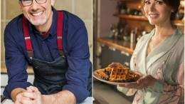 Image for Daily bite: Bell Media's Gusto channel, launches two new original series Bonacini's Italy and Nigella: At My Table