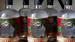 Image for Daily bite: Eau Claire Distillery relaunches signature Christmas gin for 2019 holiday season