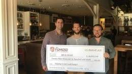 Image for Daily bite: Famoso gives back in a big way to Canadian food charity Mealshare