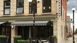 Image for Hamilton's 'Restaurant Row'