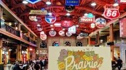 Image for The Prairie Grid Dinner Series: An enthusiastic start in Calgary under the glow of neon lights