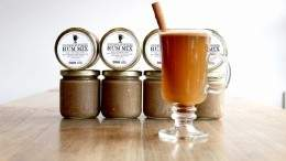 Image for Daily bite: Hot buttered rum mix by award-winning Vancouver bartender, Justin Taylor raises funds for charity