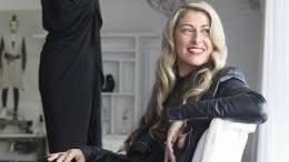 Image for One day in Calgary: fashion designer Lauren Bagliore