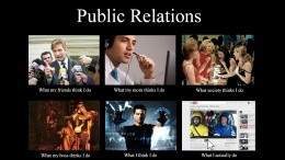 Image for The restaurant industry through PR eyes