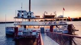 Image for Daily bite: Historical S.S. Moyie returns to Heritage Park
