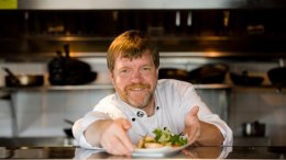Image for world-renowned seafood chef Robert Clark joins Organic Ocean