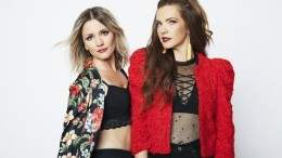 Image for One day in Toronto: Country duo The Lovelocks