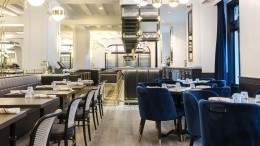 Image for The Vermillion Room: A beautiful new French brasserie in the heart of the Rocky Mountains