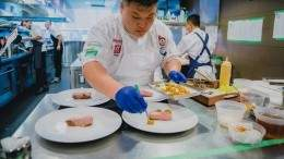 Image for Daily bite: The Hawksworth Young Chef Scholarship competition is back for 2019