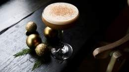 Image for Tuc Craft KItchen's Gingerbread Flip cocktail
